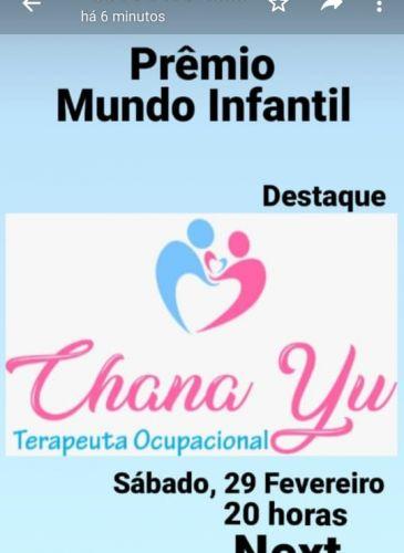 Prêmio Mundo Infantil - Destaque Profissional