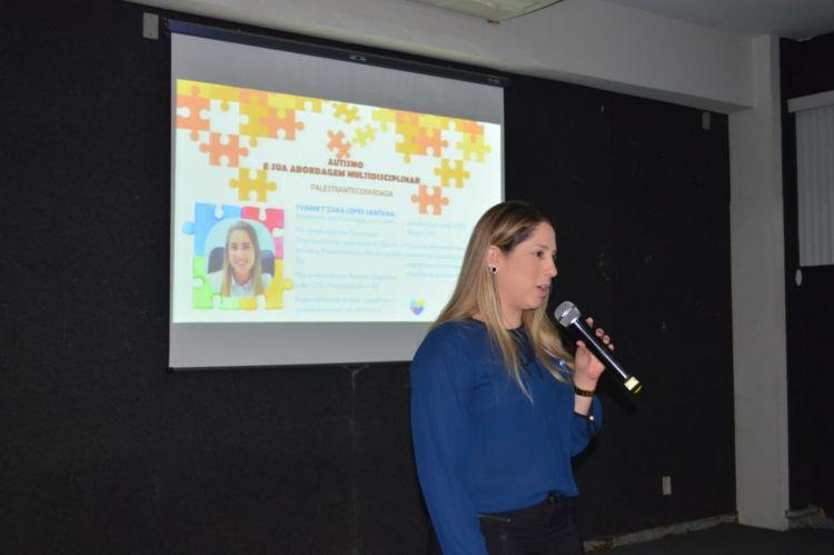 Mesa Redonda - Autismo em uma abordagem Multidisciplinar - UNIT