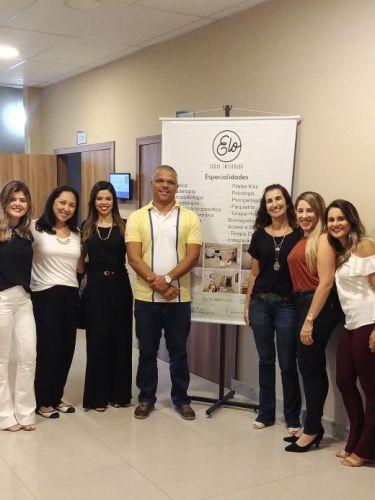 Atualização da equipe profissional da ELO Saúde Integrada