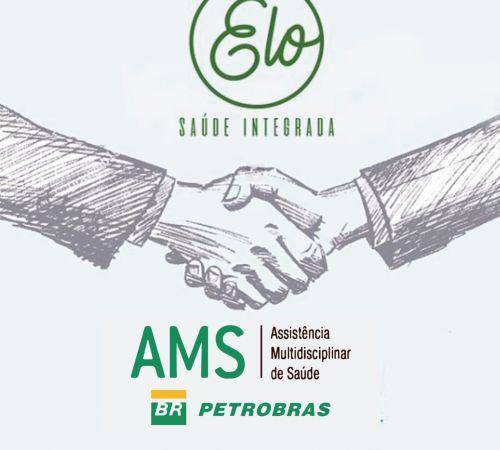 CREDENCIAMENTO SAÚDE COM AMS/PETROBRAS